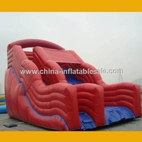China manufacturer Amazing Fun Pool Slide