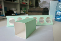 custom made wholesale paper egg carton box for chicken eggs