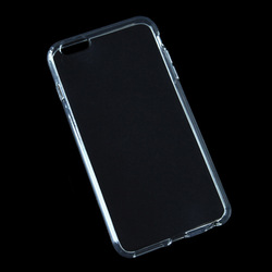 Clear soft for iphone 6 tpu case , Colorless tpu case for iphone 6