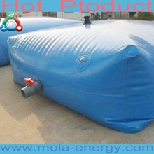 High Quality Durable Eco-friendly Flexible Easily TPU or PVC 1m3 2m3 5m3 Large Water Tank