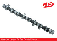 Engine spare parts 3C camshaft for TOYOTA