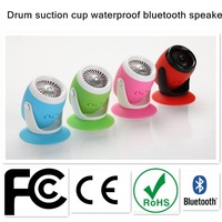 2014 new tech gadgets 3.0 magic audio drum bluetooth speaker