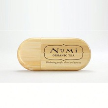 Creative Gift High Quality Natural Wooden USB Flash Drive