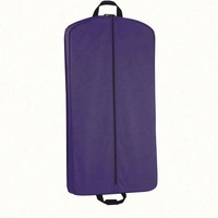 Customized mens suit cover garment bags