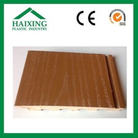 Fire resistant wallboard, used outdoor