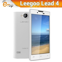 Leagoo Lead4 MTK6572 Dual Core Smartphone Android 4.2 OS 4.0inch WVGA Capacitive Screen ROM 4GB 3MP Camera Original Phone 3G/GPS