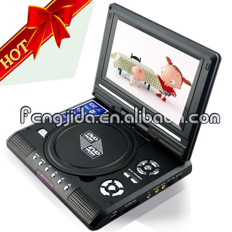 Cheap portable car dvd player