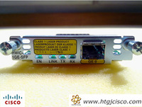 Cisco GENUINE Gigabit Ethernet HWIC Interface Card HWIC-1GE-SFP=