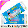 Yason simple printed plastic bags high quality plastic candy wrappers disposable plastic bag