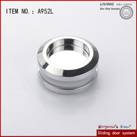 trolley handle parts accessory stainless steel glass door handle