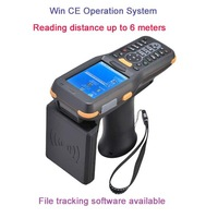 UHF RFID handheld reader scanner for animal tracking with wifi 3G