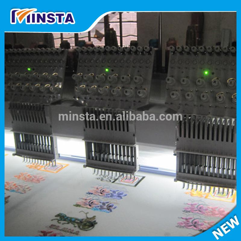 home computerized embroidery machine