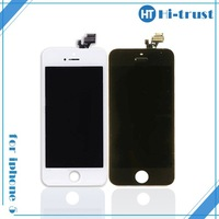 DHL Free shipping Original quality and Free protector Replacement for iphone 5g lcd screen