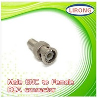 JR-B9 cctv system bnc male to rca female connector on Alibaba