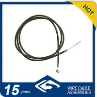 truck parts throttle cable throttle line