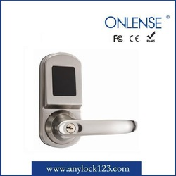 Hotel RF wireless control network door lock