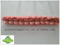 chinese export braid garlic