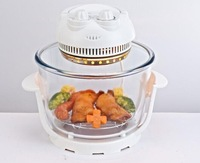 portable electric mini halogen oven