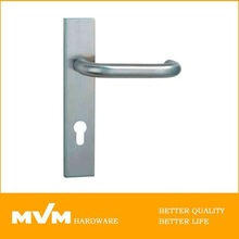 S1501 Stainless Steel popular french door handles and locks