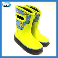 surfing boot Neoprene lining rubber shoes for children