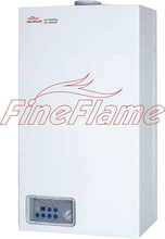 balanced type flue duct gas water boiler