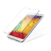 Lcd Tv Screen Protector tempered glass 0.33mm round edge Screen Protector For Samsung note 3