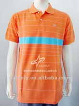 Men's auto striper polo shirt