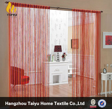 Hot selling customize metal beads string curtain