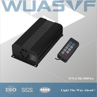300w Police Siren Car Amplifier With Lamp Control