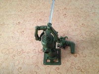 Cast Iron hand water pump for the Philippines