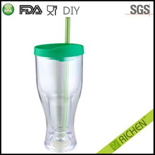 Excellent quality professional insulated plastic tumbler