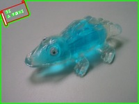 innovative crocodile toy for kids small plastic animal figurines toy capsule