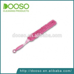 synthetic microfiber duster with short handle