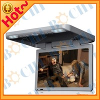 18.5 inch MP5 HD Flip Down Monitor tft lcd car tv monitor for all cars