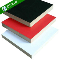 Plain or Melamine Laminated 20mm Thick MDF Board