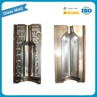 Glass packaging industry beer mould blowing glass bottle