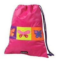 New recycle wholesale cotton fabric drawstring bag