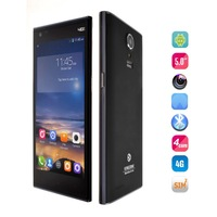 5.0inch mobile phone with MTK6732A Quad core 2GB 16GB Android 4.4 13.0MP Kingzone N3 plus