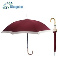 Durable Promotional Golf Umbrella( Social audit and BSCI factory)