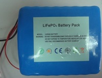 GEB high quality rechargeable LiFepo4 12v 20ah e bike battery