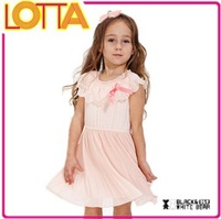 OEM high quality hot sale new model summer birthday dress for baby girl