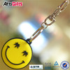 New attractive rabbit pvc keychain 3d