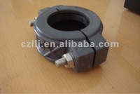"Easy using 4"" DN100 108mm-114mm flexible metal bellows coupling for piping systems with biggest manufacturer"