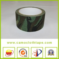 100% Cotton Cloth New Design Hotsell Wild Green Camouflage Cloth Tape In China