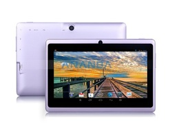 The cheapest 7inch Allwinner A23 dual core smart tablet A77