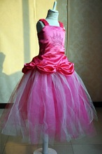 2015 New Design party dress for 2-12 years old girls,one piece party dress,party gowns for kids