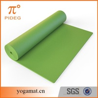1/4'' pvc foam yoga mat with bag
