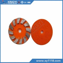 epoxy floor grinding pad rought diamond