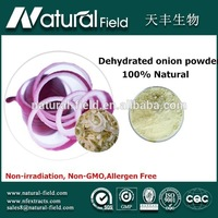 With 12 years experience Fresh dehydrated best quality onion p.e.