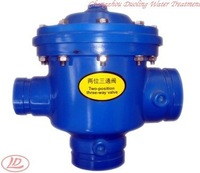 "Easy using DN125 5"" motor valve for flow control with Best Service"